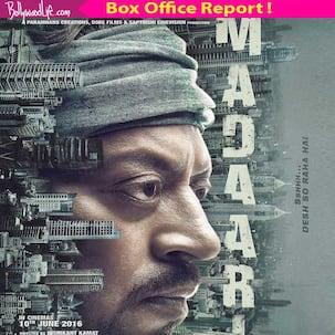 Madaari box office collection: Irrfan Khan's social drama grosses Rs 4.45 crores worldwide!