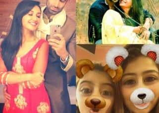 Nikita-Namik's selfie, Aditi-Ruhanika's snapchat filters, Dipika's message for Shoaib - Telly Insta this week