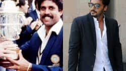 Arjun Kapoor to play Kapil Dev in a film based on India's famous 1983 World Cup victory?