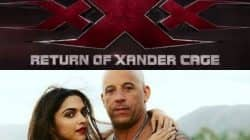 Deepika Padukone and Vin Diesel's xXx: The Return of Xander Cage's logo REVEALED! Watch video!