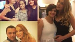 Salman Khan's girlfriend Iulia Vantur celebrates her birthday with his family and friends – view pics!