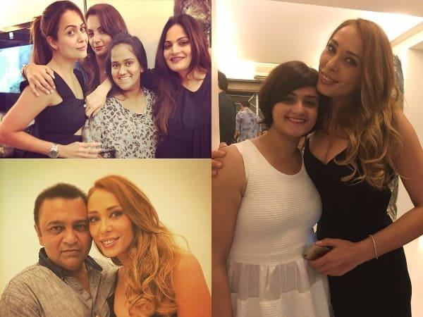 Salman Khan's girlfriend Iulia Vantur celebrates her birthday with his family and friends – view pics!