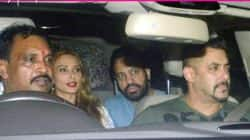 Salman Khan's friends will have to take permission from Iulia Vantur to meet him at Galaxy