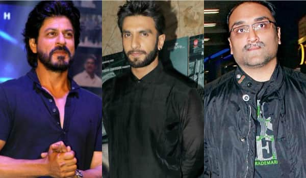 Ranveer Singh and Shah Rukh Khan to come together for Aditya Chopra's next?