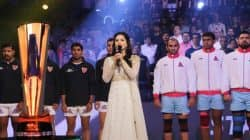 Police complaint lodged against Sunny Leone for singing National Anthem incorrectly!