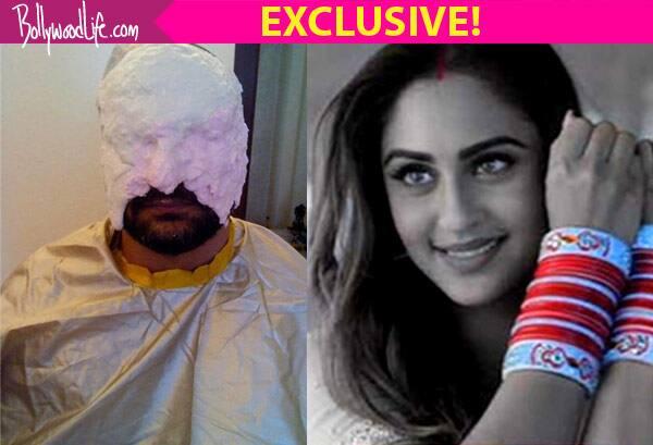 Here's how Parag Tyagi transforms himself into Brahmarakshas for Krystle D'Souza's new supernatural show!