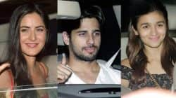 Katrina Kaif brings in her birthday night with family and friends Alia Bhatt, Sidharth Malhotra – view HQ pics!