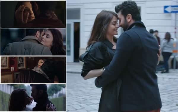 Karan Johar didn't cut Aishwarya Rai Bachchan and Ranbir Kapoor's hot scene from the film Ae Dil Hai Mushkil