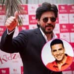 Worry not Akshay Kumar fans, Shah Rukh Khan will not be able to break the hattrick record in 2017!
