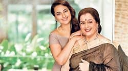 Sonakshi Sinha reveals how her mother is scared of her controversies