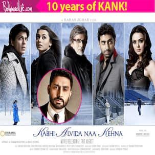 Abhishek Bachchan's casting in Kabhi Alvida Naa Kehna was unusual and hilarious!