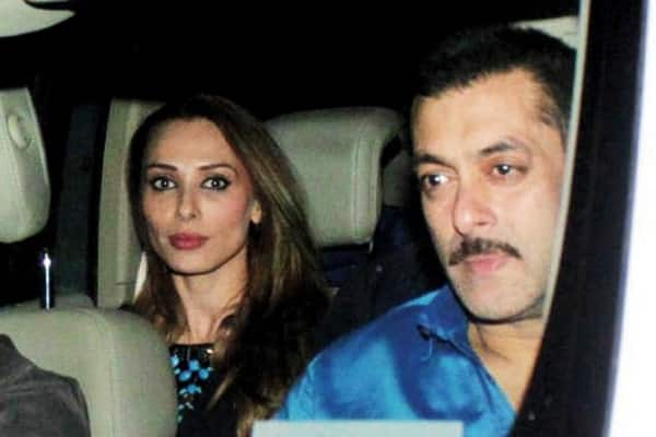 Did Iulia Vantur just tag her relationship with Salman Khan as 'just friends'?