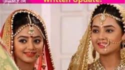 Swaragini 26th October 2016 full episode written update: Swara and Sanskar have a massive fight as he accuses her friend Nikhil