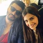 Here's how Arjun Kapoor saved himself from getting scolded by cousin Sonam Kapoor