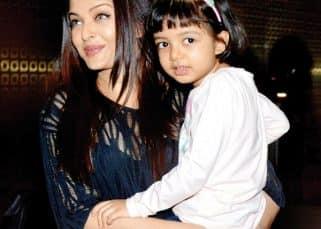 Aishwarya Rai Bachchan's daughter Aaradhya learns to cope with the paparazzi