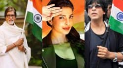 Shah Rukh Khan, Priyanka Chopra, Amitabh Bachchan greet fans on Independance Day