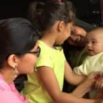 Salman Khan's little nephew Ahil celebrates his first Rakhi – view pictures