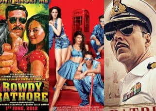 Akshay Kumar to get his sixth 100 crore film with Rustom, equals Shah Rukh Khan's score!