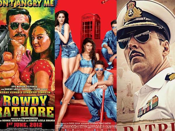 Akshay Kumar to get his sixth 100 crore film with Rustom, equals Shah Rukh Khan's score!