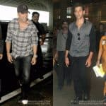 Akshay or Hrithik's airport look