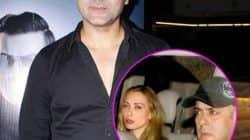 Arbaaz Khan just REACTED to Salman Khan and Iulia Vantur's marriage!