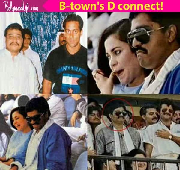 Salman Khan Anil Kapoor And Mandakini