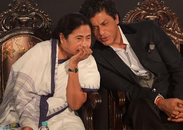 Shah Rukh Khan's detainment at US airport embarrasses Mamta Banerjee