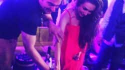 Malaika Arora Khan's special birthday message for Arbaaz Khan is HAPPINESS – view pic!