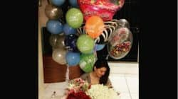 Hansika Motwani is celebrating her 25th birthday in the most beautiful way – view pics!