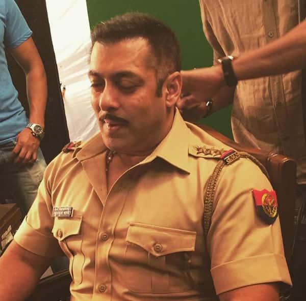 Is Salman Khan SECRETLY shooting for Dabbang 3? View pic!