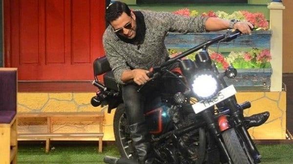 The Kapil Sharma Show: Akshay Kumar steals the show as he comes to promote Rustom!