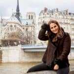 This pic of Vaani Kapoor sitting on the banks of River Seine makes for a pretty desktop wallpaper!