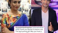 Divyanka Tripathi THANKS ex Ssharad Malhotra for defending her on social media, calls it the BEST PARTING GIFT!