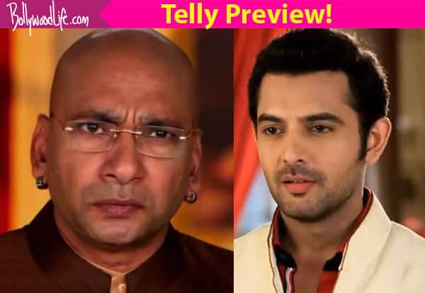Swaragini: Adarsh kicks out Durgaprasad and co from Maheshwari mansion!