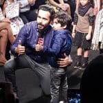 Emraan Hashmi walking with son Ayaan at the Lakme Fashion Week 2016 is the CUTEST thing you will ever see - watch video!