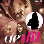 This actress admits watching Ranbir Kapoor and Aishwarya Rai Bachchan's Ae Dil Hai Mushkil teaser for 5 times - watch video!