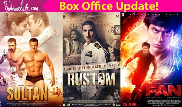 After beating Shah Rukh Khan's Fan, Akshay Kumar's Rustom has DEFEATED Salman Khan's Sultan – here's how!