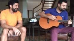 Farhan Akhtar wishes fans 'Happy Friendship Day' in the most APT way! – watch video