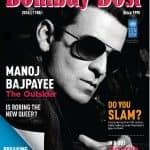 Manoj Bajpayee features on the cover of India's first LGBTQ magazine Bombay Dost!