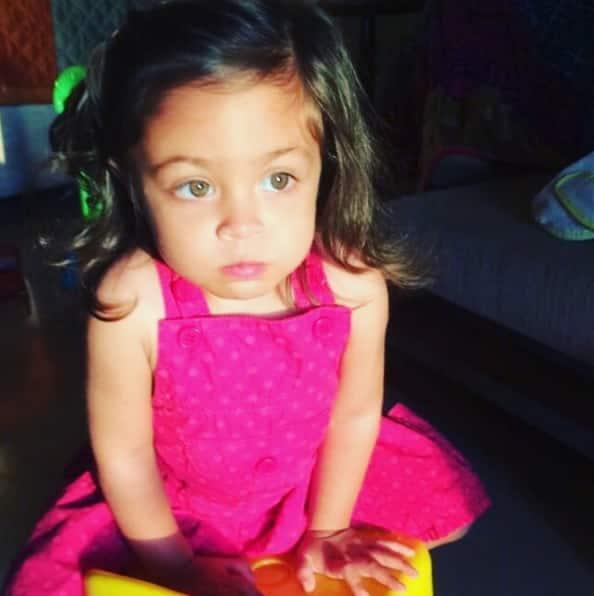 Imran Avantika's daughter Imara