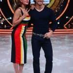 Jacqueline Fernandez and Tiger Shroff on Jhalak Dikhhla Jaa 9