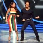 Jacqueline Fernandez and Tiger Shroff dance on Jhalak Dikhhla Jaa