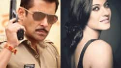Kajol turned down a villain's role in Salman Khan's Dabangg 3?