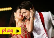 Watch Katrina and Sidharth perform Kala Chashma live