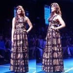 Kriti Sanon sizzles as she walks for Ritu Kumar at the Lakme Fashion Week 2016 - view pics!