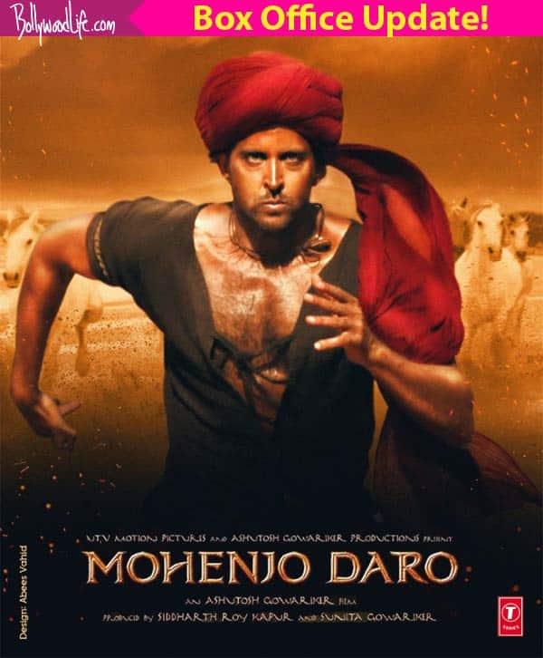 Mohenjo Daro box office day 7 collection: Hrithik Roshan's film crosses the Rs 50 crore mark!
