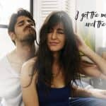 Sidharth Malhotra is being that GOOFY boyfriend who likes playing with his bae Katrina Kaif's hair in this new still!