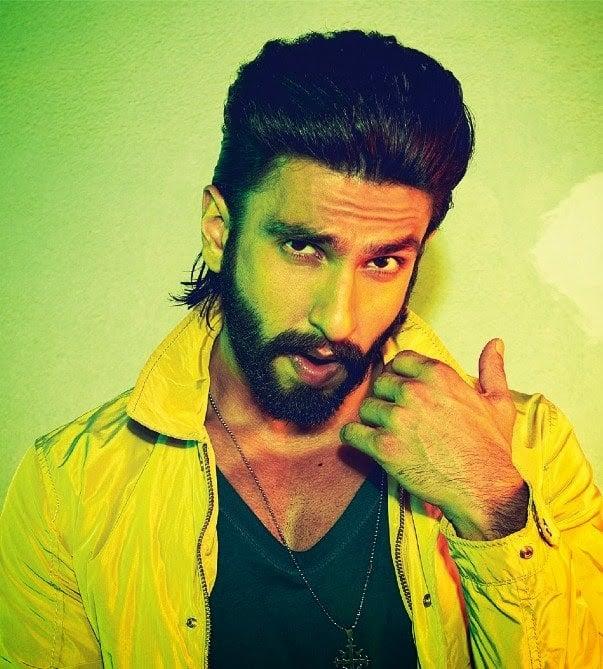 Photoshoot Of Actor Ranveer Singh 2014