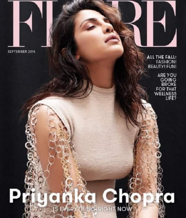 Priyanka Chopra for Flare magazine teaser