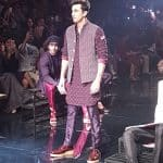 Ranbir Kapoor looked extremely dishy as he walked for Kunal Rawal at the Lakme Fashion Week 2016 - view pics!
